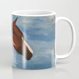 Picasso - Mustang Stallion Coffee Mug