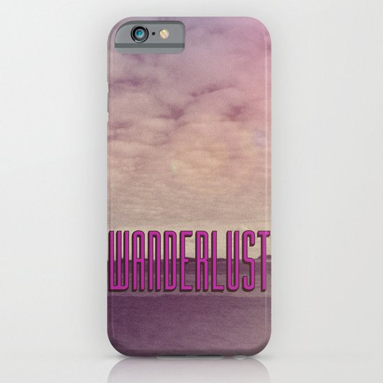 Wanderlust III iPhone & iPod Case