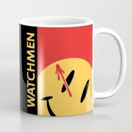 Who Watches Who? Coffee Mug