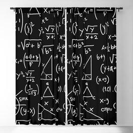 Do the Math Blackout Curtain