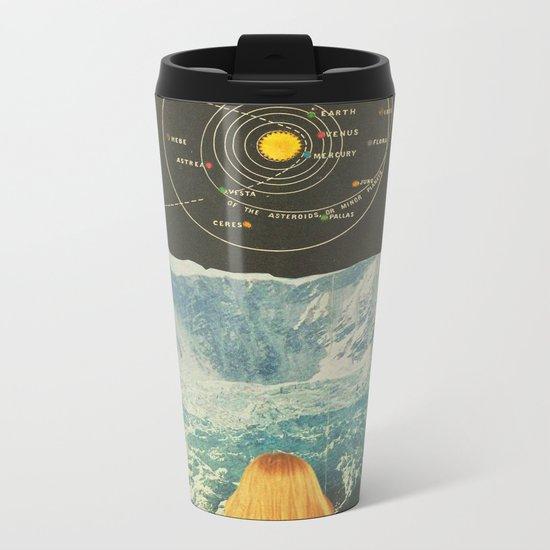 Orbitando  Metal Travel Mug