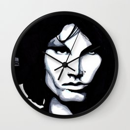 The Lizard King Wall Clock