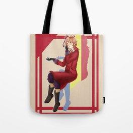 Aph Romania Illustration Tote Bag