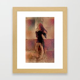 Immersion  Framed Art Print