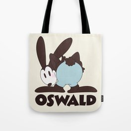 Oswald the Lucky Rabbit: The End (technicolor) Tote Bag