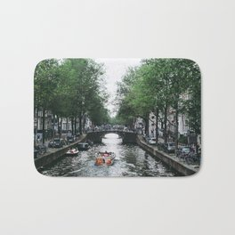 Canal Cruise Bath Mat