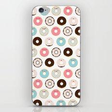 Super Sweet Donuts iPhone & iPod Skin
