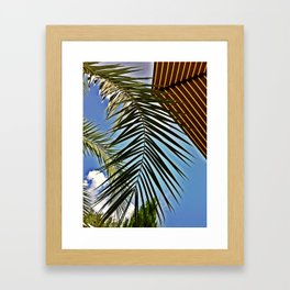 Summer 2.0.1.2. Framed Art Print