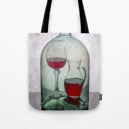 Internal contents Tote Bag