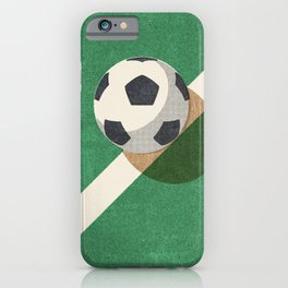 BALLS / Football iPhone Case