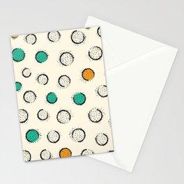 Goldtone Ice Stationery Cards