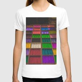 The Colors of Kathmandu City 01 T-shirt