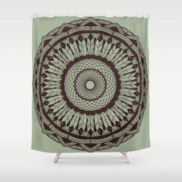 Mandala 7 Shower Curtain