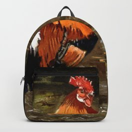 Gallo/Galo/Rooster Backpack
