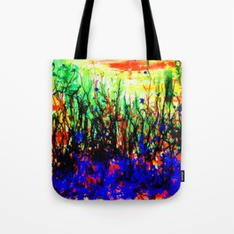 Intangible Forest Tote Bag