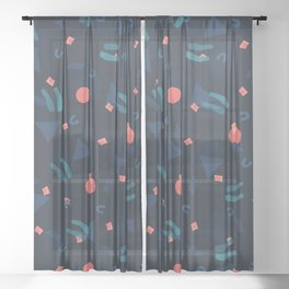 Mari Sheer Curtain