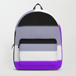 Asexual Pride Flag Backpack