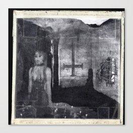 Unsolved Case 46B-18R copy Canvas Print