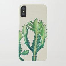Dragon Bones Tree iPhone X Slim Case