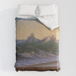Cylinders Backwash Comforters