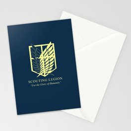Scouting Legion Stationery Cards