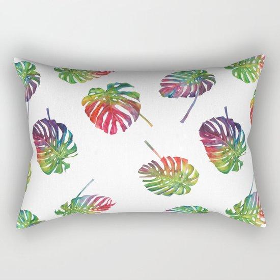 Tropical plant Rectangular Pillow