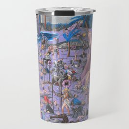 The Summer Inferno Travel Mug