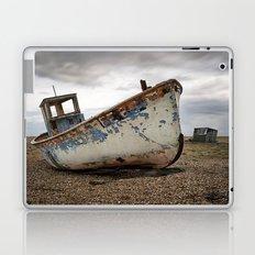 The Trawler, Dungeness, Kent Laptop & iPad Skin