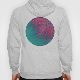 Agave psychedelic colors Hoody