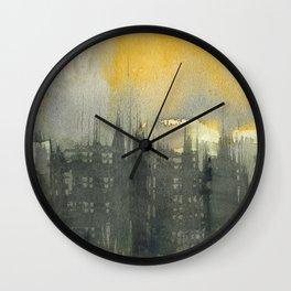 Metropol 16 Wall Clock