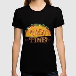 Funny Taco Time Cinco De Mayo graphic T-shirt
