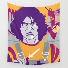 THE WARRIORS :: THE PUNKS Wall Tapestry