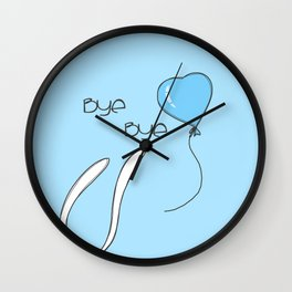 Bye bye Wall Clock