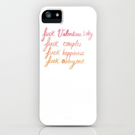 v card 2 iPhone Case