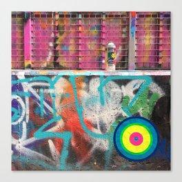 portals of hope melbourne Canvas Print