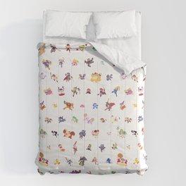Smashing Comforters