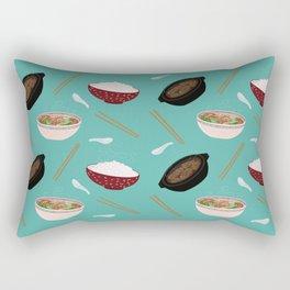 Viet Family Style Rectangular Pillow