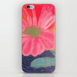 Mother's Day - Painting by young artist with Down syndrome iPhone Skin