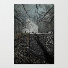 Beg Canvas Print