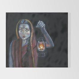 Radha Throw Blanket