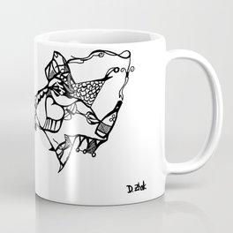 Abstraction 12.0 Coffee Mug