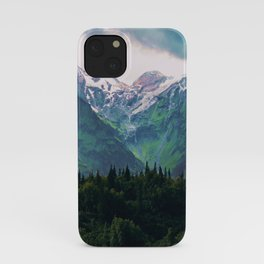 Escaping from woodland heights III iPhone Case