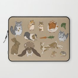 Small pets Laptop Sleeve