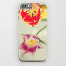 Purple and Orange iPhone 6s Slim Case