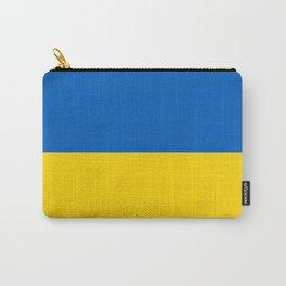 Ukraine Flag Ukrainian Patriotic Carry-All Pouch
