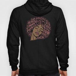 Melanin Goddess T Shirt| Black Pride shirt| Black Girl Power Hoody