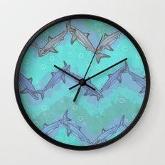 Sharkron Wall Clock