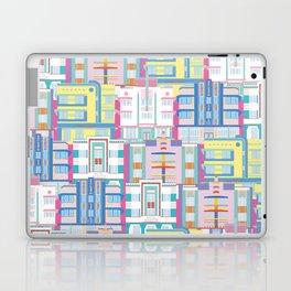 Miami Art Deco Landmarks Laptop & iPad Skin