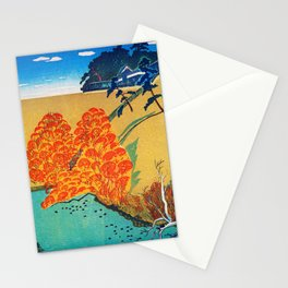 Hanzomon Autumn Color - Digital Remastered Edition Stationery Cards