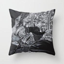 Aana Laura Throw Pillow